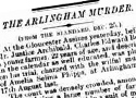 Arlingham murder article