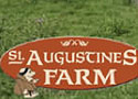 St Augustine's Farm sign