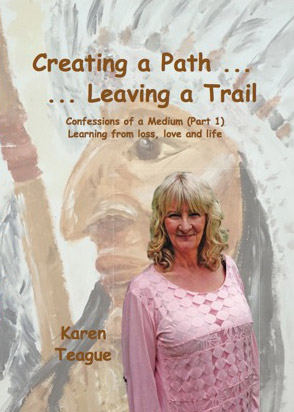 Creating a Path...Leaving a Trail book cover